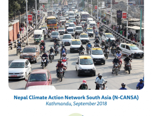 State of Climate Action in Nepal