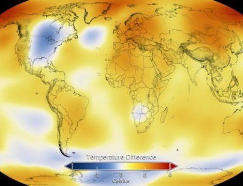 Warming set to breach 1C threshold