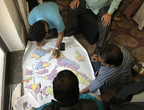 Women and Child Centric Adaptation Planning Training in Odisha