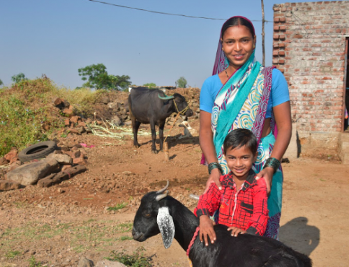 Climate Case Studies: Women Led Climate Resilient Farming