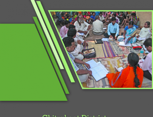 District Climate Resilience Plan – Chitrakoot District